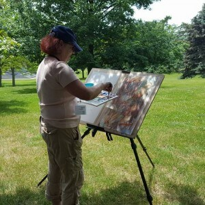 Art Workshop June 17 2017 Ann Willsie 10