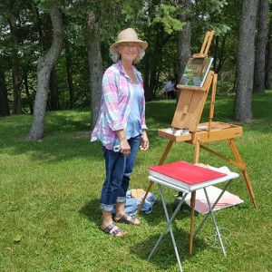 Art Workshop June 17 2017 Ann Willsie 14