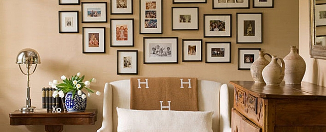 Framing and Installation ideas for Traditional Home