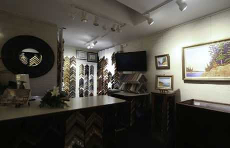 Creations Art Gallery View B