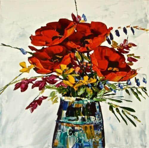 Maya Eventov Cut Flowers 1 12x12