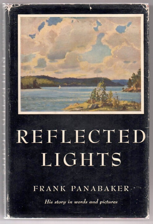 Frank Panabaker Book Reflected Lights