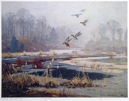 Frank Panabaker Spring Thaw