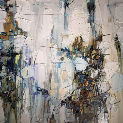Maya Eventov Abstract 2 40x60