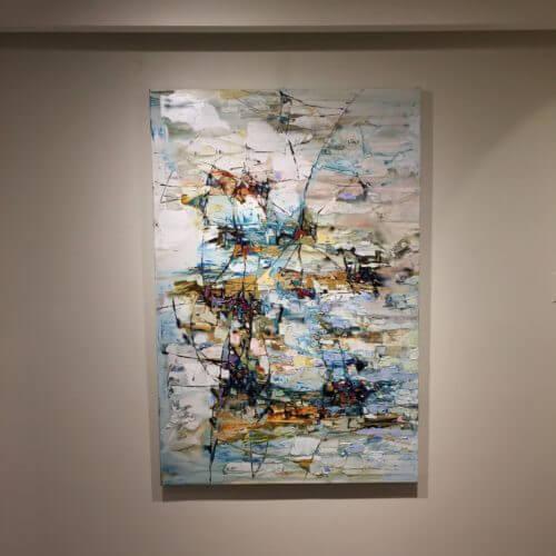 Maya Eventov Abstract 3 40×60 H