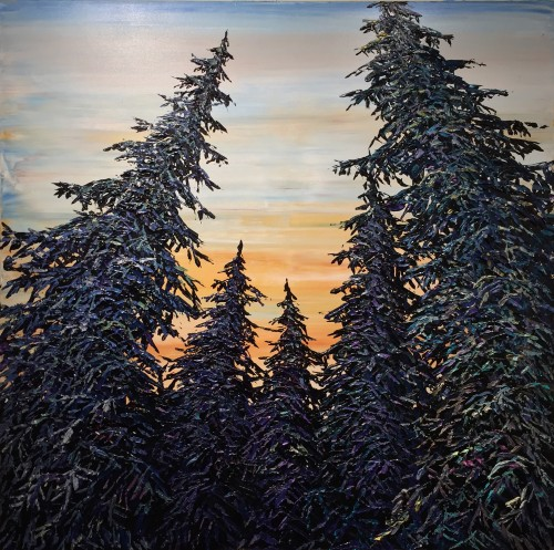 Maya Eventov Stretching Spruce 2 48×48