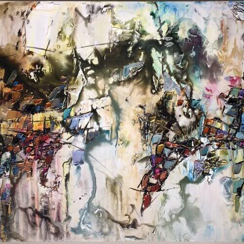 Maya Eventov Abstract 1 30x60