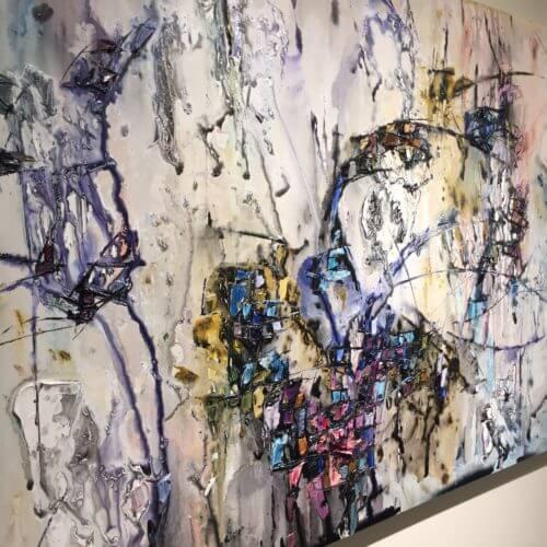 Maya Eventov Abstract 3 40x60 Detail 1