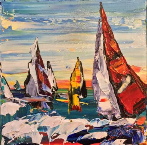 Maya Eventov Mini Sail 6 12×12