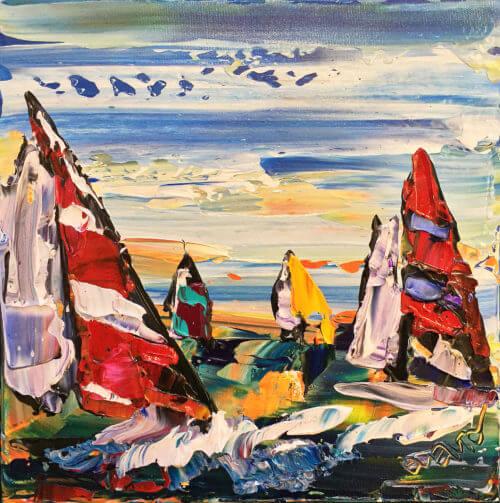 Maya Eventov Mini Sail 8 12×12