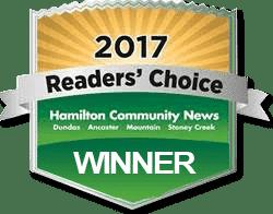 Reader Choice 2017 WINNER Creations Art Gallery