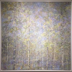 Fiona Hoop Soothing Rhythm II 60x60