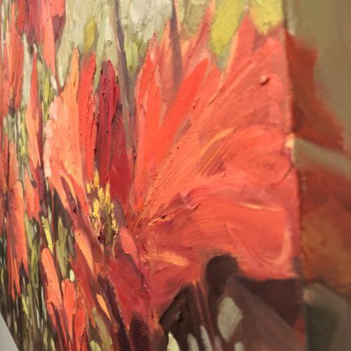 Ann Willsie Icelandic Poppies 36X36 D2