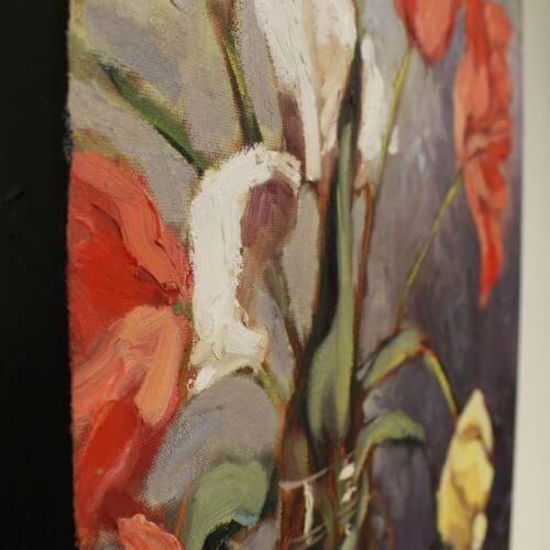 Ann Willsie Tulips Still Life 20x16 D2