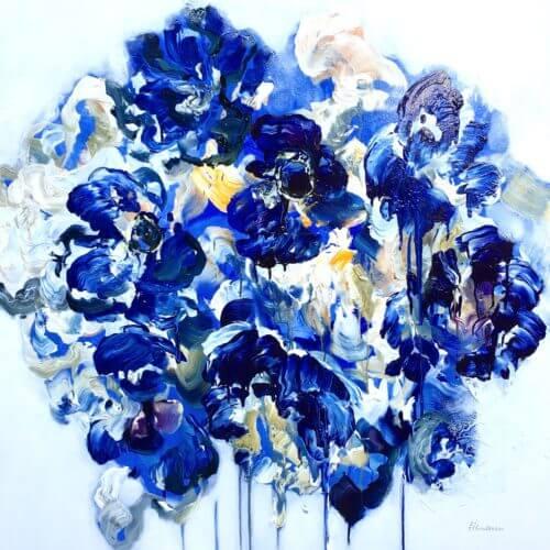 Elena Henderson My Foolish Heart Series 1 48x48