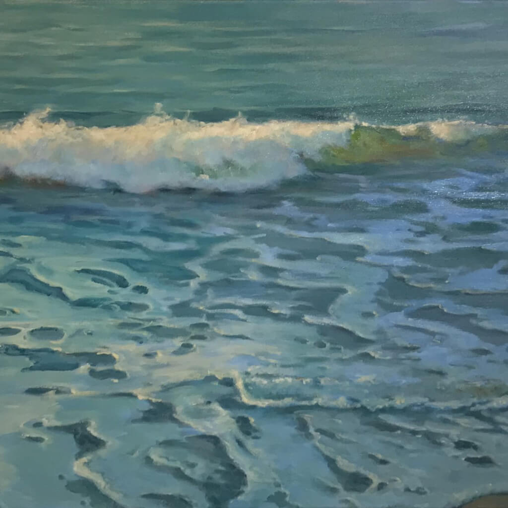 Robert Amirault Gentle Surf 25X60