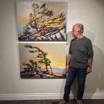 Jerzy Werbel Paintings 30x40
