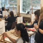 Maya Eventov Art Workshop Nov 2017 0108