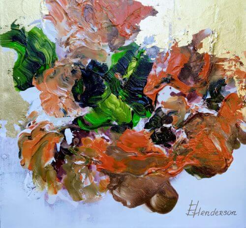 Elena Henderson Flaming Secrets series 1 18x18