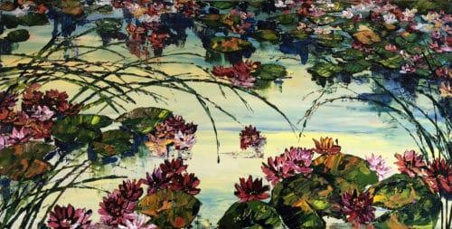 Maya Eventov Lilies 30x60