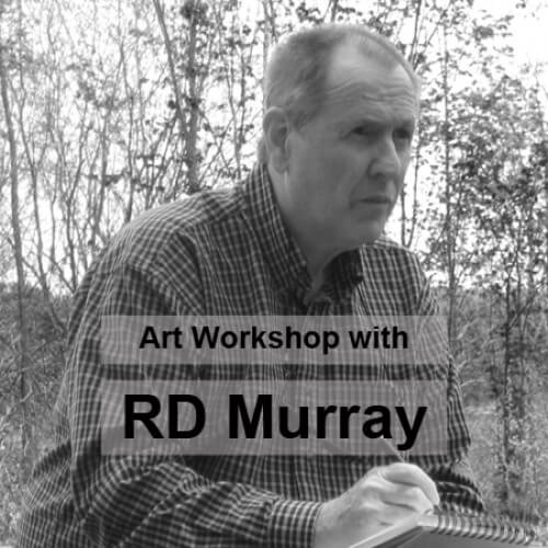 RD Murray Art Workshop Intro