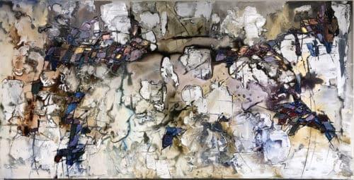Maya Eventov Abstract 2 30x60
