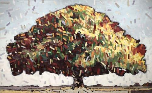 David Grieve Symme Tree 5 36x60
