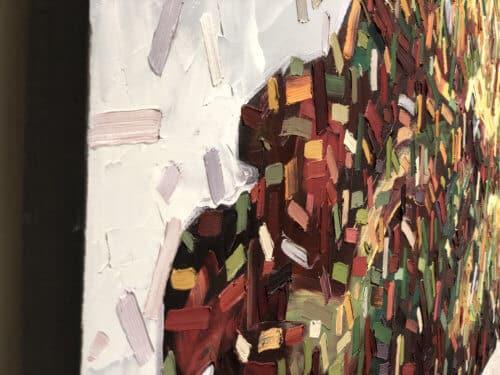 David Grieve Symme Tree 5 36x60 Detail1