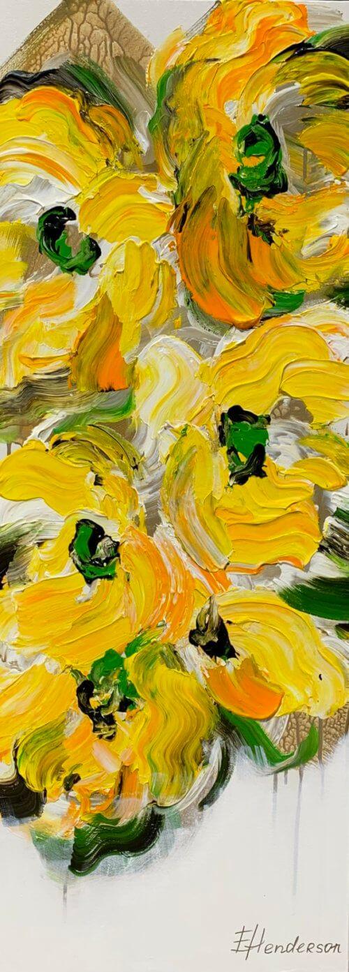 Elena Henderson Catching Sunshine series 31 48x18