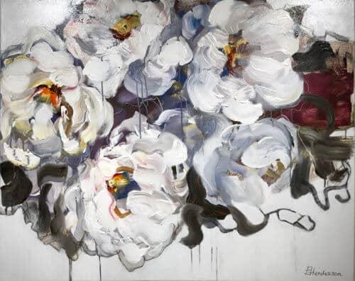 Elena Henderson Childhood Fragrance series 27 40x50