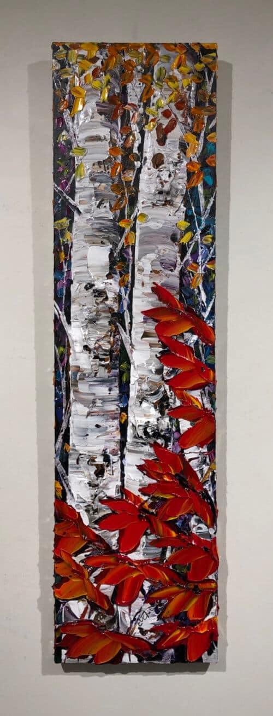 Maya Eventov Night Birch 2 48x12 Detail1