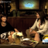 Maya Eventov on Good Morning in Vail